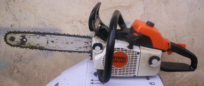 Stihl 010/011av evolution in Chainsaws